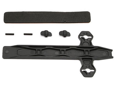 Associated B4.1 RTR Battery Strap Set AS9793