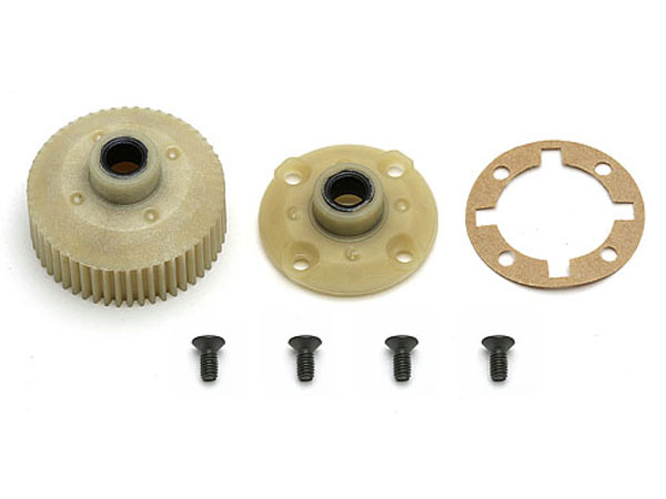 Associated SC10 Diff Gear & Cover AS9828