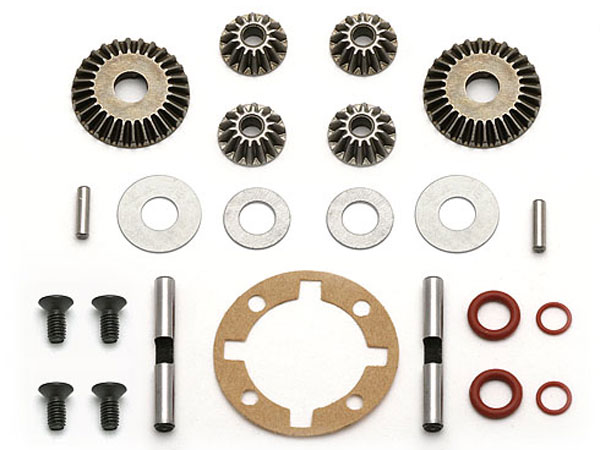 Image Of Associated SC10 Gear Diff Rebuild Kit
