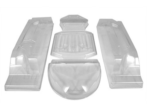 Axial Exo Terra Buggy Body (.040 Clear) AX04030