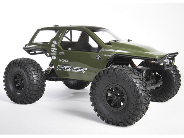 Image Of Axial AX10 Ridgecrest Body - .040'' (Clear)