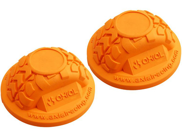 Axial Orange Gate Markers (2) AX12013