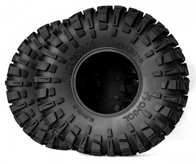 Image Of Axial 2.2 Ripsaw Tyres - X Compound (2)