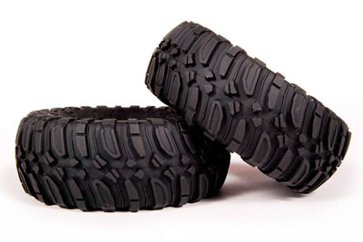 Image Of Axial 1.9 Ripsaw Tyres - r35 Compound (2)