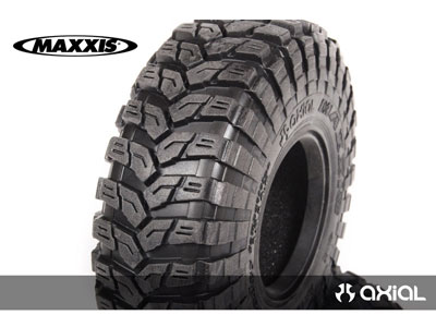 Image Of Axial 1.9 Maxxis Trepador Tires - R35 Compound (2pcs)