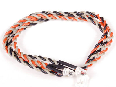 Image Of Axial Double LED Light String (Orange LED)