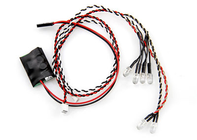 Axial Simple LED Controller AX24257