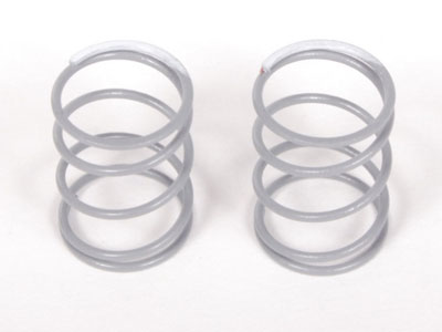 Image Of Axial SCX10 Optional Springs 12.5x20mm 4.32 lbs/in - Soft (White) - (2)