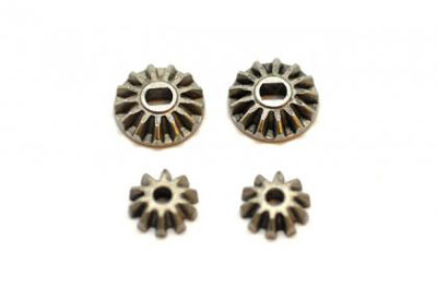 Image Of Axial Differenital Gear Set