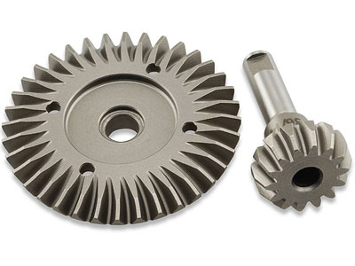 Image Of Axial Heavy Duty Bevel Gear Set 36t/14t
