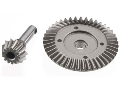 Image Of Axial Heavy Duty Bevel Gear Set 43t/13t