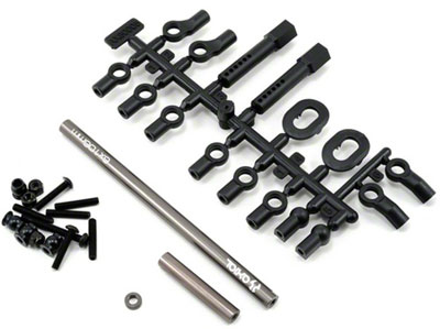 Image Of Axial Steering Upgrade Kit - AX10/SCX10