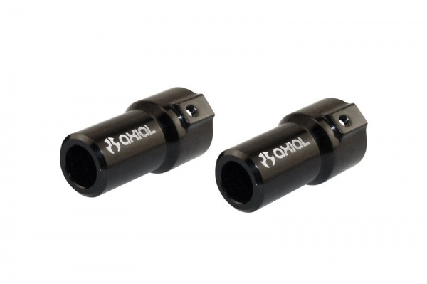 Image Of Axial Aloy Rear Axle Lock Out