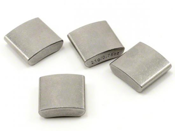 Image Of Axial 2.2 Internal Wheel Weights 21g/ .75oz