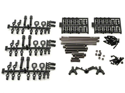 Axial SCX10 TR Links Set 12.3in (313mm) AX30550