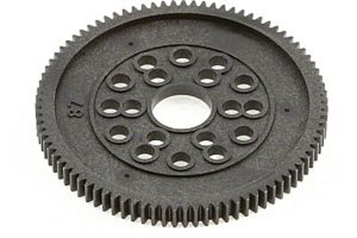 Image Of Axial Spur Gear 87T