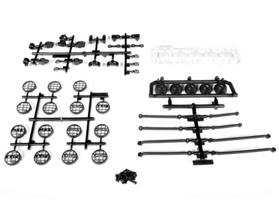 Image Of Axial Universal 5 Bucket Light Bar Set