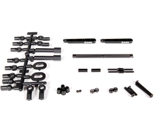 Axial Wraith Sway Bar Kit Front (Soft, Medium, Firm) AX30781