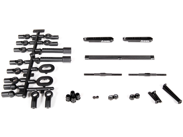 Axial Wraith Sway Bar Kit Rear (Soft, Medium, Firm) AX30782