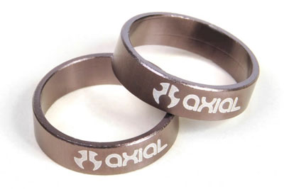 Image Of Axial WB8 Aluminum Driveshaft Retainer Ring (2)