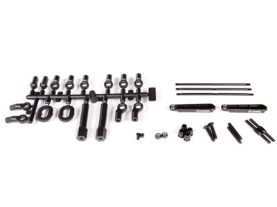 Image Of Axial EXO Rear Sway Bar Set (Soft, Medium, Firm)