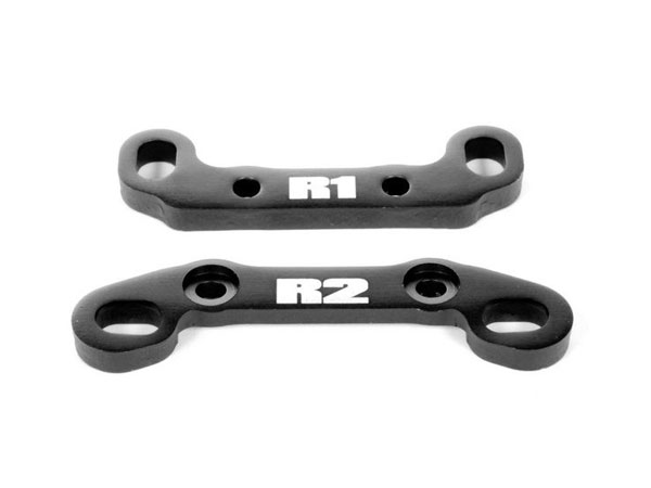 Image Of Axial EXO Rear Toe Block Set Aluminum (2pcs)