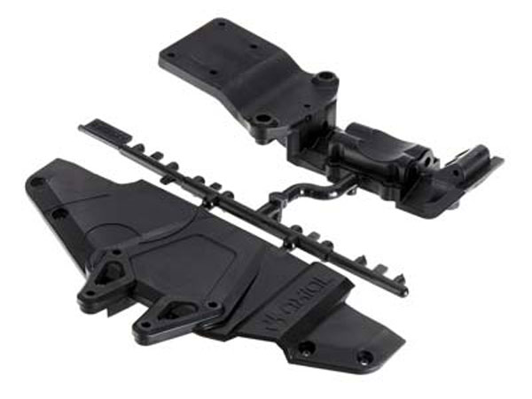 Axial Yeti XL Front Clip/ Skid Plate AX31048