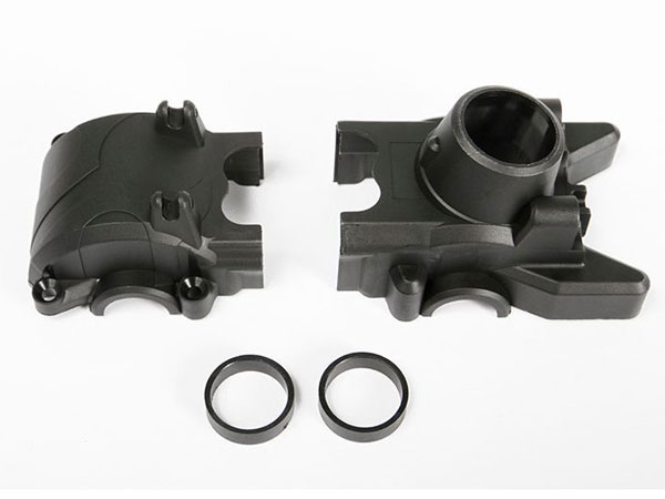Image Of Axial Yeti XL Front Bulk Head
