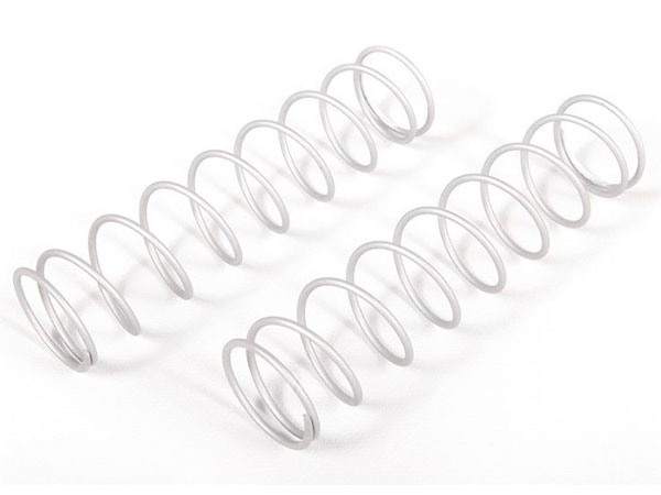 Axial Spring 23x109mm 4.52 lbs/in - (White) (2) AX31078
