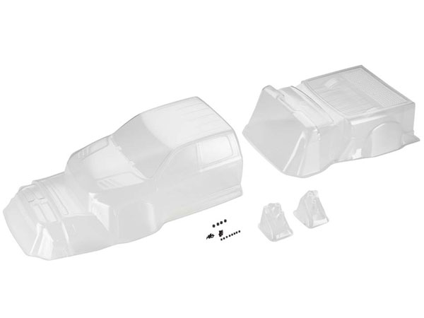 Image Of Axial 2015 Ram 2500 Power Wagon Body - .040'' (Clear)