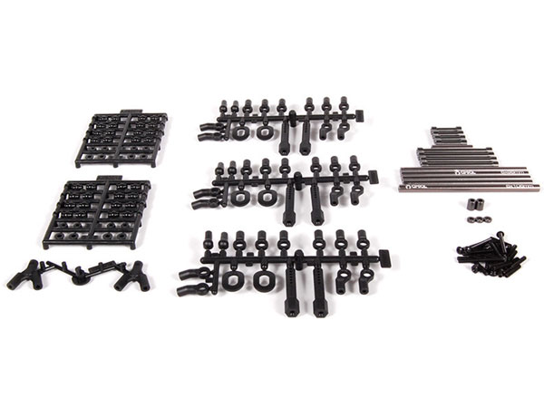 Image Of Axial SCX10 TR Links Set 12.0 (305mm)