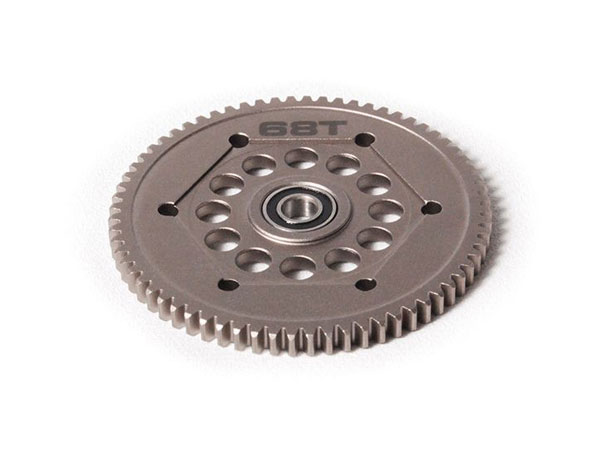 Image Of Axial Steel Spur Gear 32P 68T