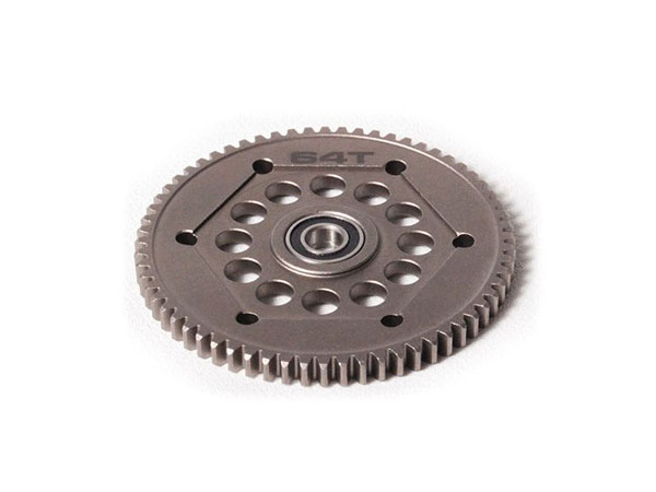 Image Of Axial Steel Spur Gear 32P 64T