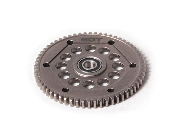Image Of Axial Steel Spur Gear 32P 60T