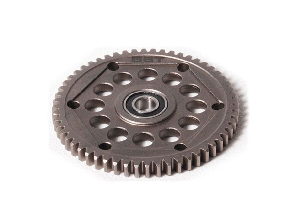 Image Of Axial Steel Spur Gear 32P 56T