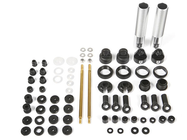Axial Icon Aluminium Shock Dampers Set - 10 Piston (2) AX31173