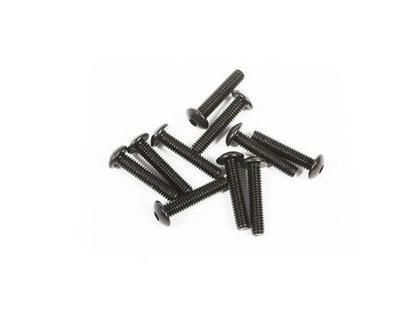 Image Of Axial 2.6x12mm Button Head Hex Screw (10)