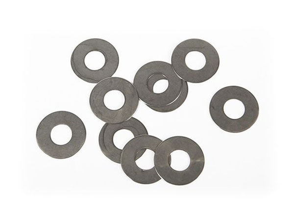 Image Of Axial Washer 4x10x0.15mm (10)
