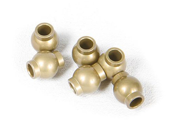 Image Of Axial Aluminum Ball 6.8x8x3mm (6pcs)