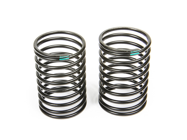 Image Of Axial Spring 23x40 6.3lbs/in (Green) (2)