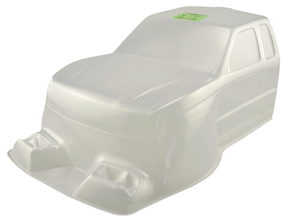 Image Of Axial Trail Honcho Truck Bodyshell - (Clear) - Body Only