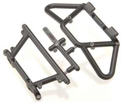 Image Of Axial Wraith Tube Frame Bumper