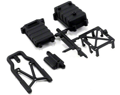 Image Of Axial Wraith Tube Frame Electronics Box