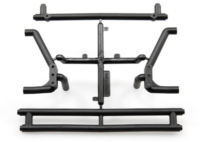 Image Of Axial Wraith Tube Frame Shock Mount (Front)