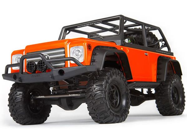 Image Of Axial SCX10 Dingo - Builders Kit
