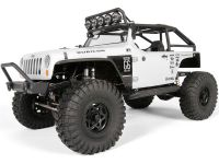 Image Of Axial SCX10 Jeep Wrangler G6 Electric 4WD Rock Crawler Kit