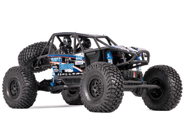 Image Of Axial RR10 Bomber 1/10th Scale Electric 4WD - RTR