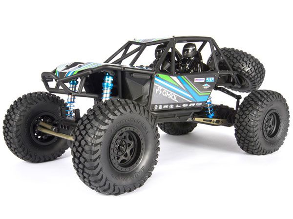 Image Of Axial RR10 Bomber 1/10th Scale Electric 4WD - Kit