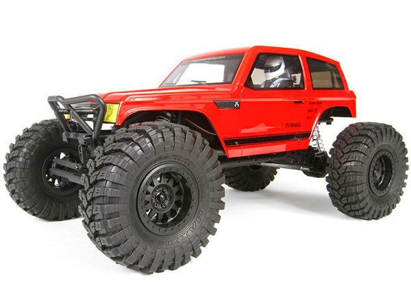 Image Of Axial Wraith Spawn 1/10th Scale Electric 4WD - Kit