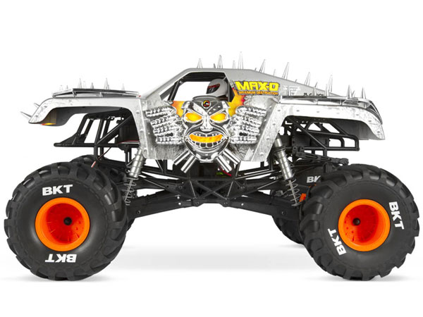 Axis Boats For Sale >> Axial SMT10 Maximum Destruction Monster Jam Truck RTR AX90057